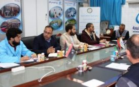 Visit from the United Nations High Commissioner for Refugees (UNHCR) team to the headquarters of the Alemdad Charity Association